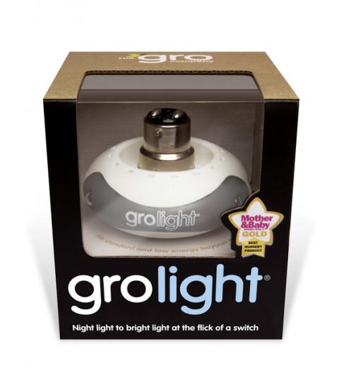 Gro-light 2-in-1 Night Light and Bright Light