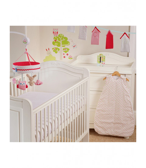 Gro Hetty Safer Sleep Nursery Set