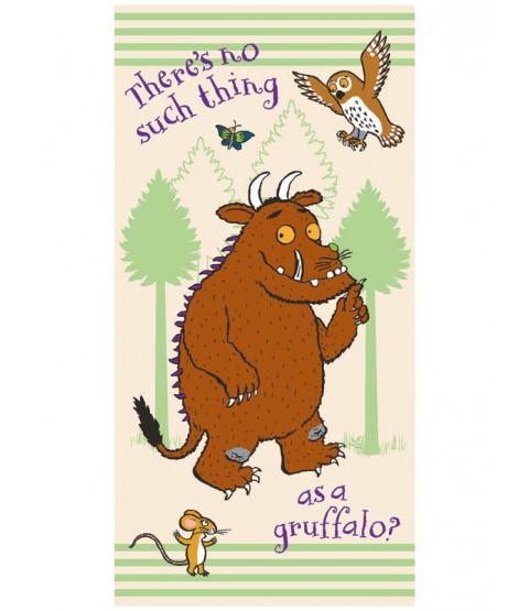 Gruffalo No Such Thing Towel