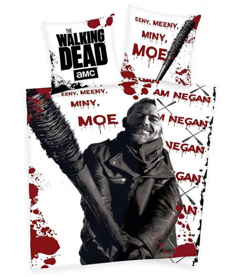 The Walking Dead Negan Single Cotton Duvet Cover Set