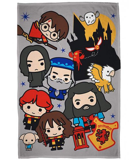 Harry Potter Charm Fleece Blanket
