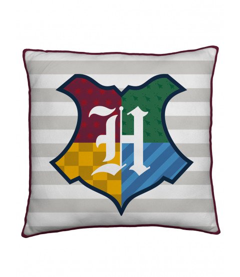 Harry Potter Stickers Square Cushion