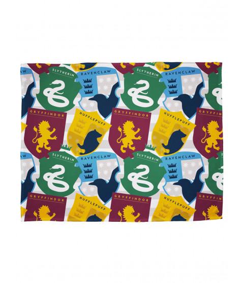Harry Potter Stickers Fleece Blanket