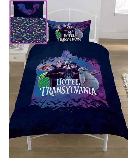 Hotel Transylvania Cast Single Duvet Cover Set