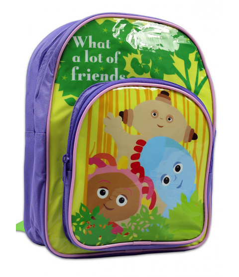 In The Night Garden Friends Backpack Bag