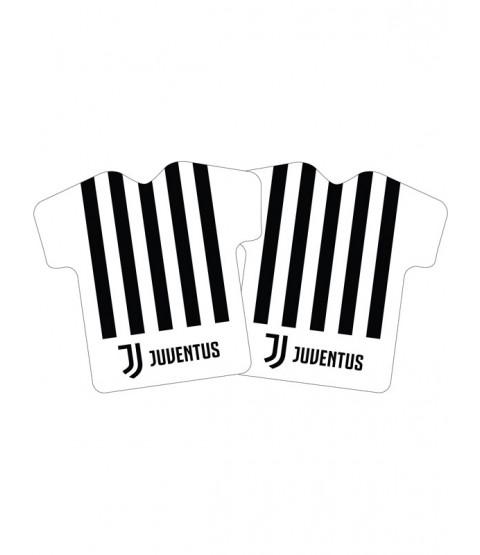 Juventus FC Shirt Shaped Filled Cushion