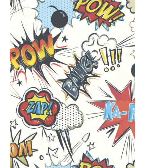 Kapow Wallpaper - 272604
