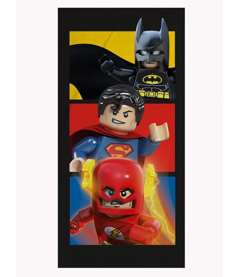 Lego DC Comics Superheroes Boom Towel