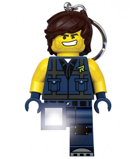 Lego Portachiavi Movie 2 Rex Dangervest Keylight
