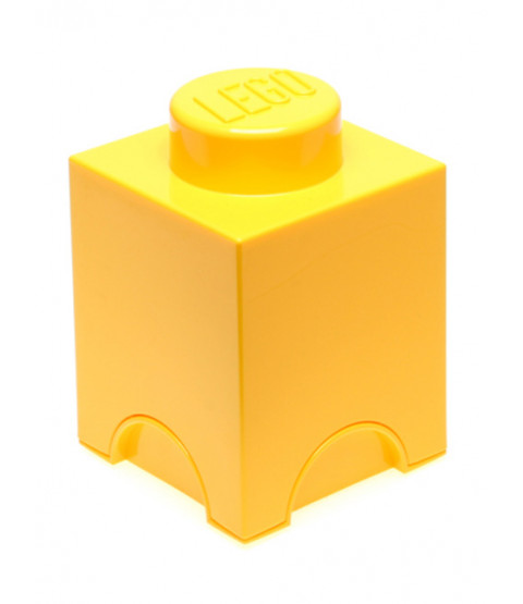 Lego Storage Brick Box 1- More Colours Available