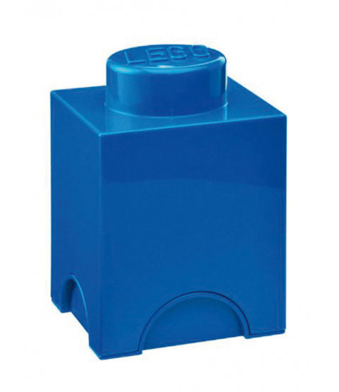 Lego Storage Brick Box 1 - More Colours Available