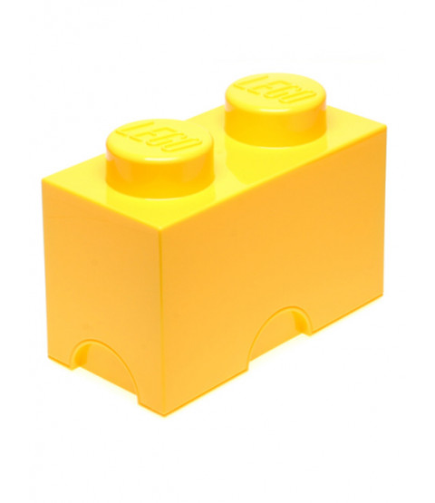 Lego Storage Brick Box 2 - More Colours Available