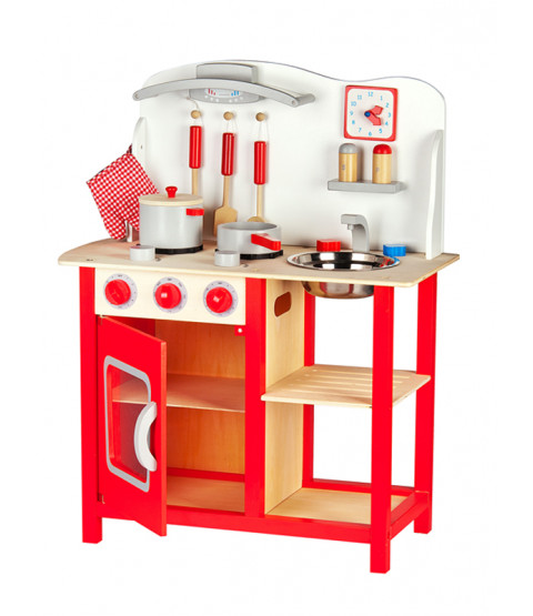 Leomark Classic Wooden Kitchen