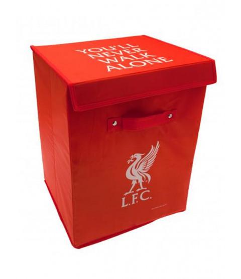 Liverpool FC Fabric Storage Box