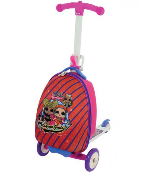 LOL Surprise Scootin' Suitcase