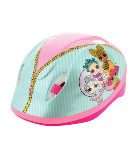 LOL Surprise Safety Helmet with Stickers