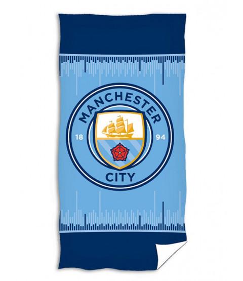 Manchester City FC Asciugamano Logo
