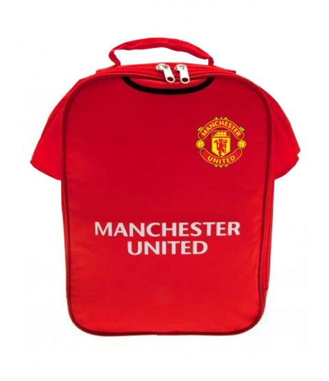 Manchester United FC Shirt Insulated Lunch Bag
