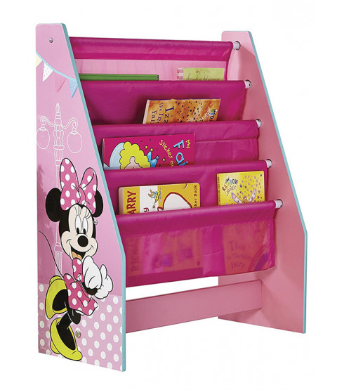 Minnie Mouse Sling Bookcase New