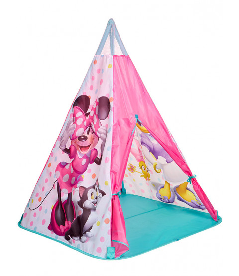 Minnie Mouse Teepee Play Tent