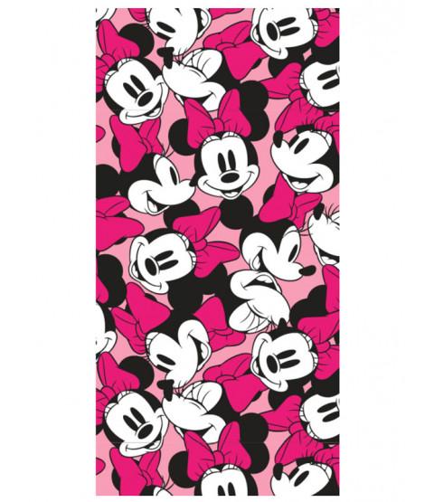 Minnie Mouse Squad Beach Towel