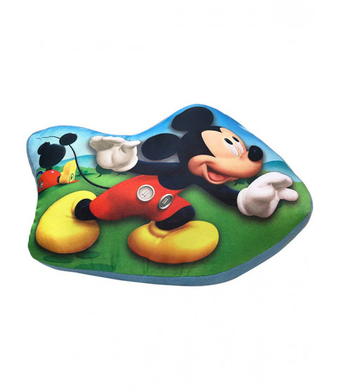 Mickey Mouse Shaped Cushion