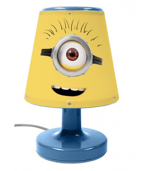 Despicable Me Minions Bedside Lamp