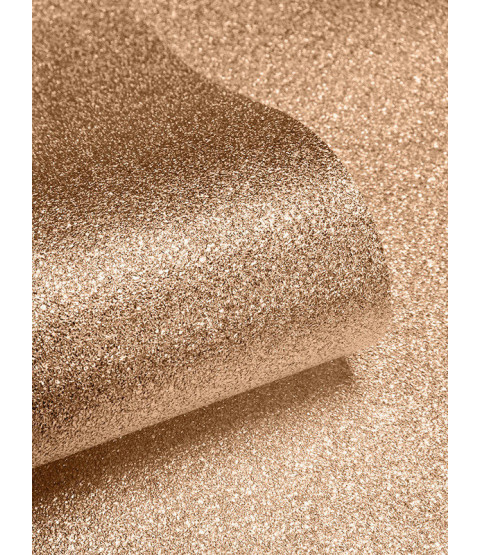 Textured Sparkle Wallpaper - 701374 - Copper