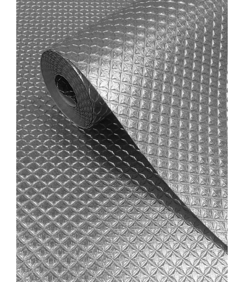 Kylie Minogue Diamond Texture Wallpaper Silver Muriva 709004
