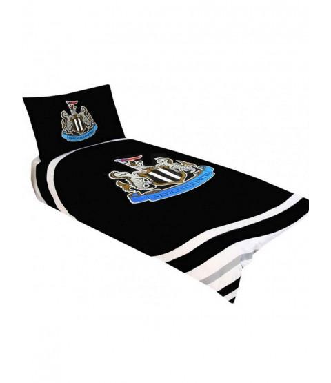 Newcastle United FC Pulse Single Duvet Cover Set