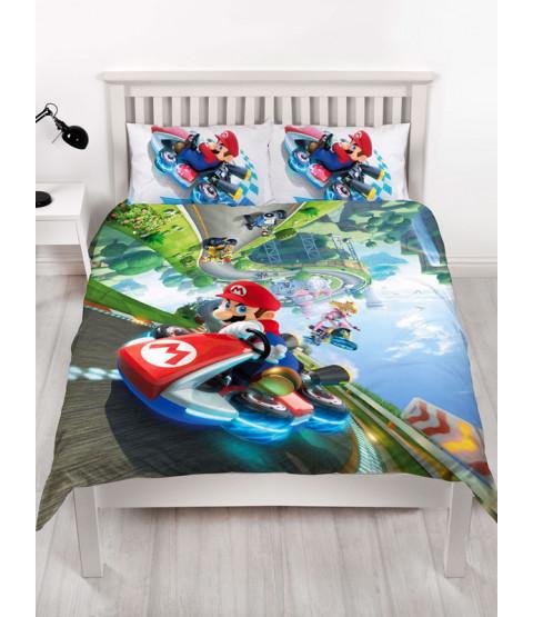 Nintendo Super Mario Set copripiumino Gravity doppio