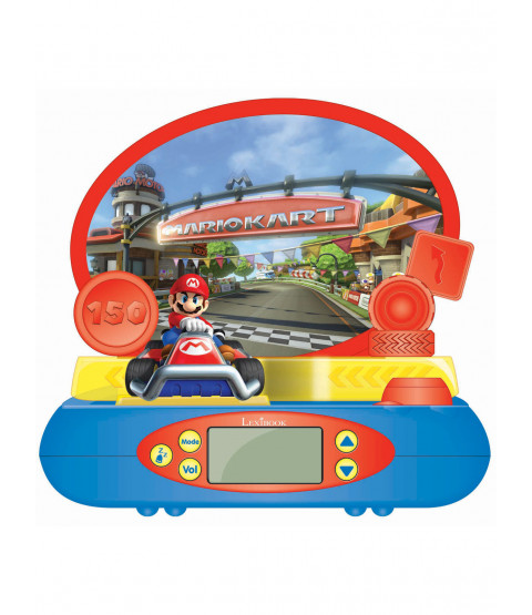 Nintendo Mario Kart Alarm Clock Projector