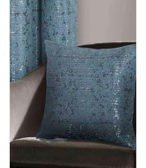 Belle Maison Cushion Cover, Nova Range, Duck Egg