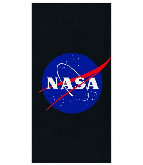Toalla de playa con logo de la NASA