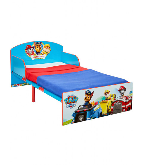 Paw Patrol Toddler Bed Plus Deluxe Foam Mattress