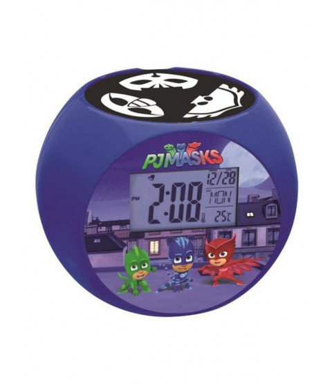 PJ Masks Projector Alarm Clock