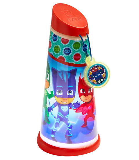 PJ Masks Go Glow Night Beam Tilt Torch Light