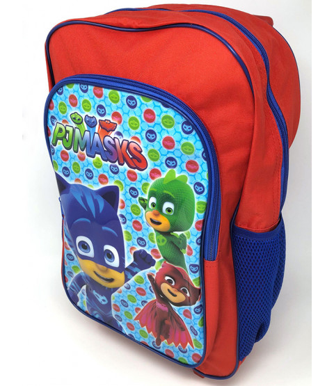 PJ Masks Deluxe Backpack Trolley Bag