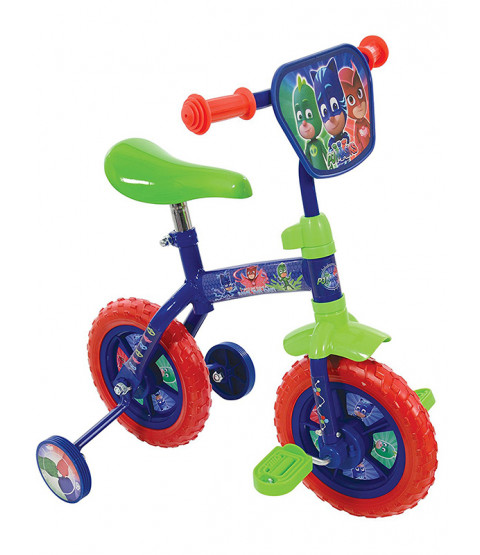 PJ Masks 2 in 1 10 Inch Training Bike