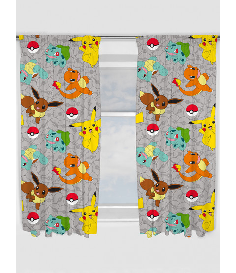 Pokemon Catch Curtains
