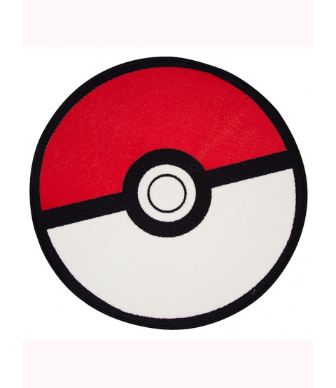 Pokémon Pokeball Rug