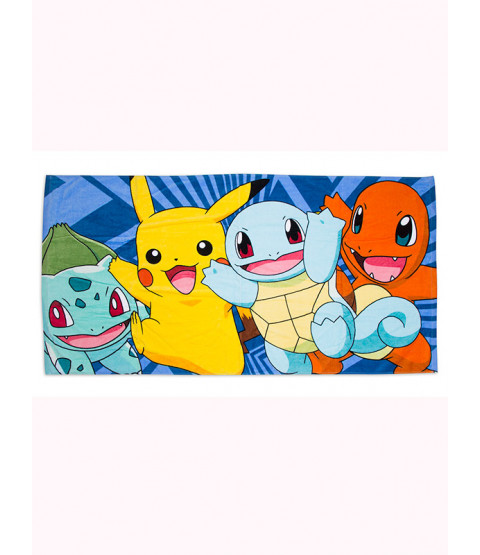 Pokemon Beach Towel