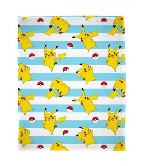 Pokémon Jump Fleece Blanket