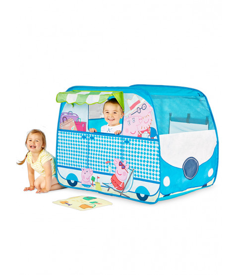 Peppa Pig Cempervan Pop Up Play Tent