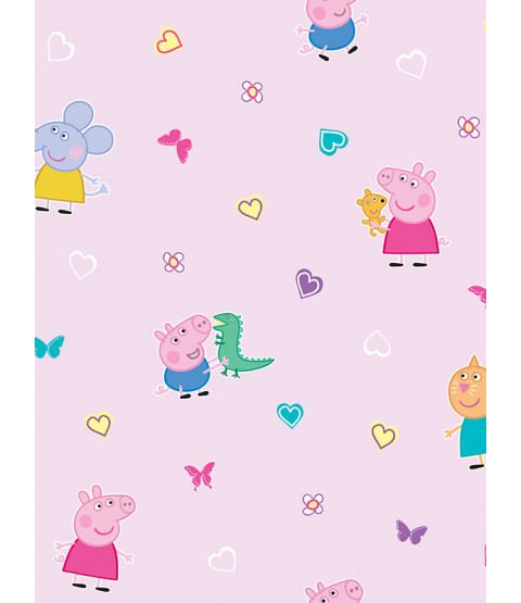 Peppa Pig Wallpaper WP4-PEP-PIG-12