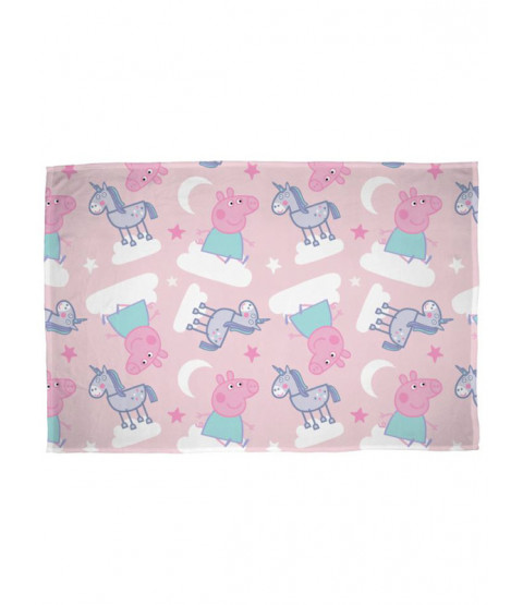 Peppa Pig Stardust Fleece Blanket