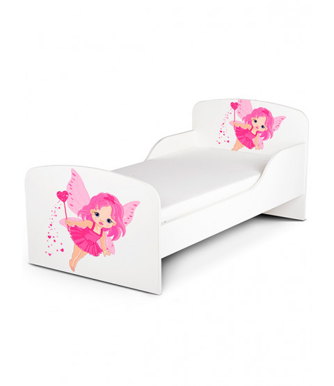 PriceRightHome Fairy Dust Toddler Bed