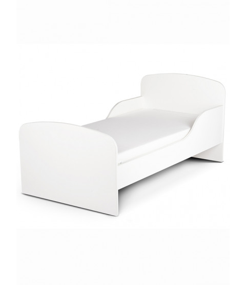 PriceRightHome White Toddler Bed