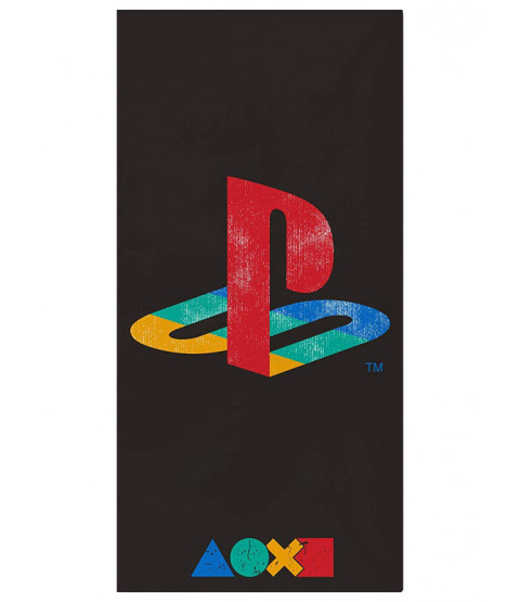 PlayStation Retro Towel