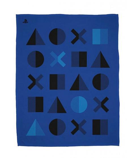 Playstation Dots Fleece Blanket